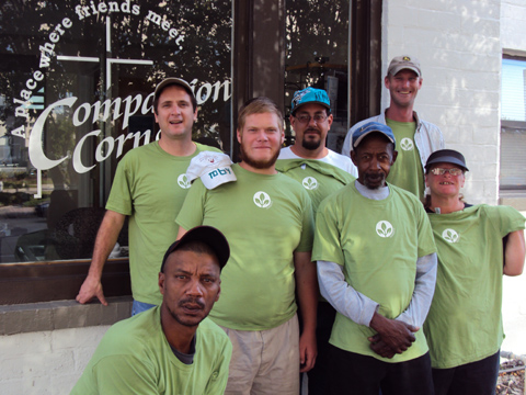 Compassion Corner Volunteers